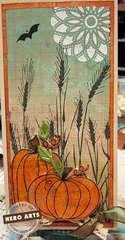 Harvest Moon by Kathy Rosencrans