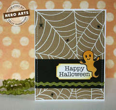 Happy Halloween by Kelly Rasmussen