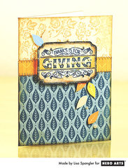 Giving Thanks by Lisa Spangler