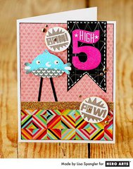 High 5 by Lisa Spangler