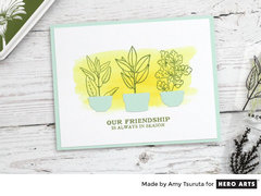 Our Friendship by Amy Tsuruta for Hero Arts