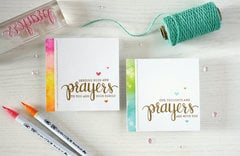 New Stamp & Cut Prayers