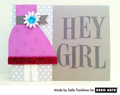 Hey Girl by Sally Traidman