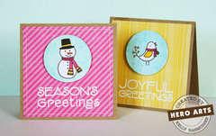 Season's Greeting by Kelly Rasmussen