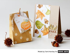 Hello Fall by Tami Hartley for Hero Arts