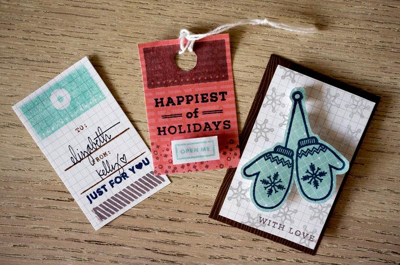 Kelly Purkey Holiday Cards