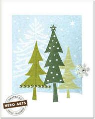 Three Trees by Sally Traidman for Hero Arts
