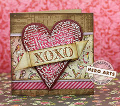 XOXO by Lisa Spangler