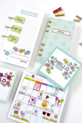 New Planner Products from Hero Arts
