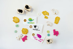 Hooray for Little Animals from Hero Arts