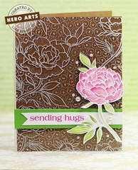 Sending Hugs by Lisa Spangler