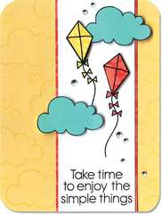Take Time By Kelly Rasmussen