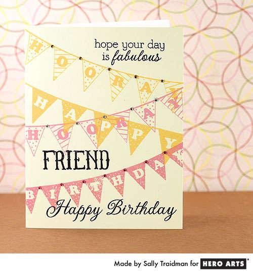 Happy Birthday by Sally Traidman