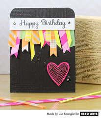 Happy Birthday by Lisa Spangler