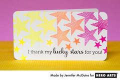 Lucky Stars by Jennifer McGuire