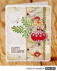 Aspen Holiday By Lisa Spangler