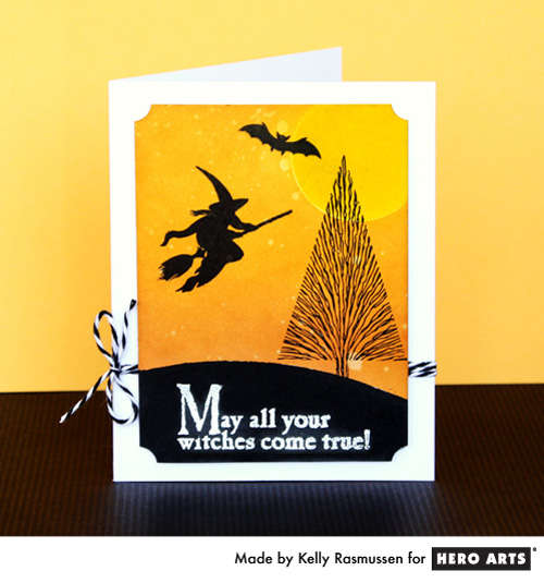 May all Your witches come tru by Kelly Rasmussen