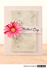 Mother's Day Flower  By Joy Taylor