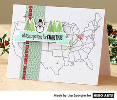 All Hearts Go Home For Christmas  By Lisa Spangler