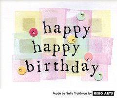ABCs of Birthdays  By Sally Traidman