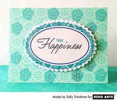 True Happiness  By Sally Traidman