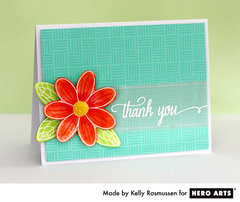 Thank You  By Kelly Rasmussen