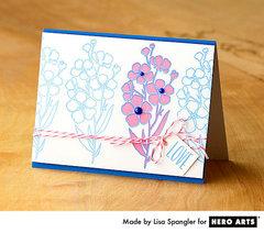 Flower Love  By Lisa Spangler