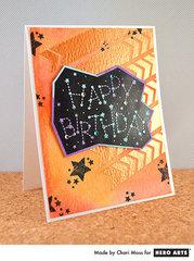 Happy Birthday Constellation  By Guest Artist