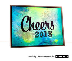 Cheers 2015  By Cheiron Brandon