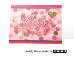 Bokeh Love  By Cheiron Brandon