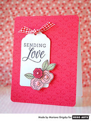 Sending Love  By Mariana Grigsby