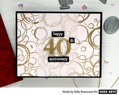 Happy Anniversary! Card by Kelly Rasmussen