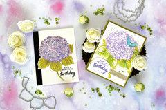 Have a Beautiful Birthday Hydrangea
