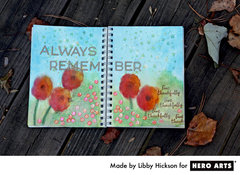 Always Remember by Libby Hickson for Hero Arts