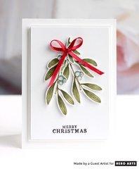Merry Christmas! Vintage Card