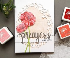 Prayers and Love by Tami Hartley for Hero Arts