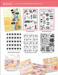 Introducing BasicGrey/Hero Arts Soleil Collection