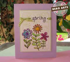 Spring by Sally Traidman