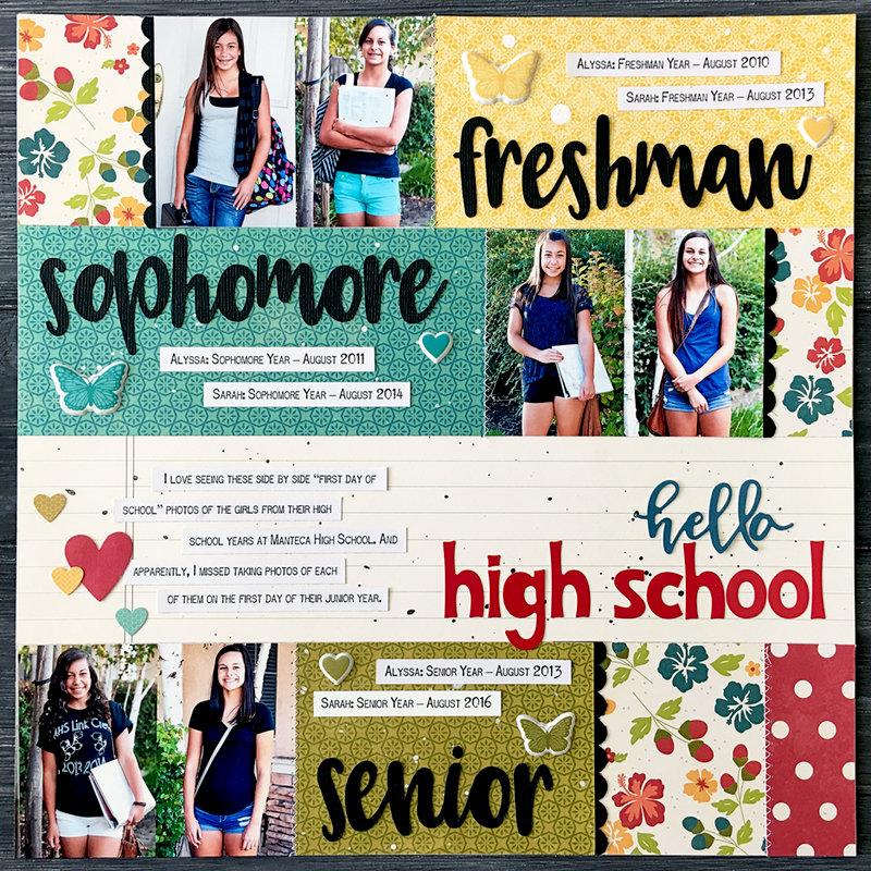 Hello High School *Jillibean Soup*