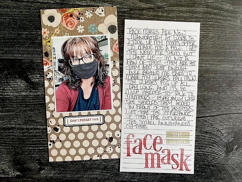 Face Mask *Kerri Bradford Studio*