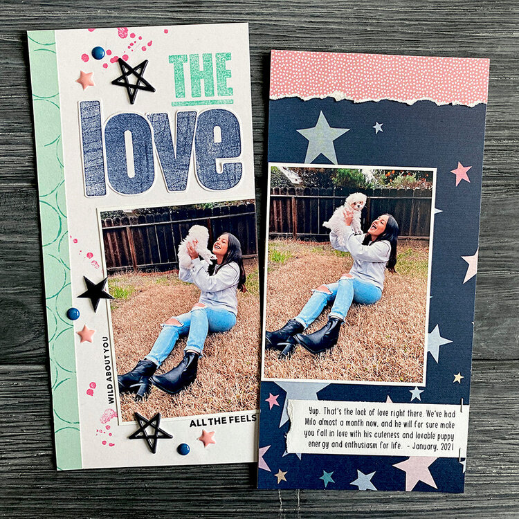 The Love *Kerri Bradford Studio*
