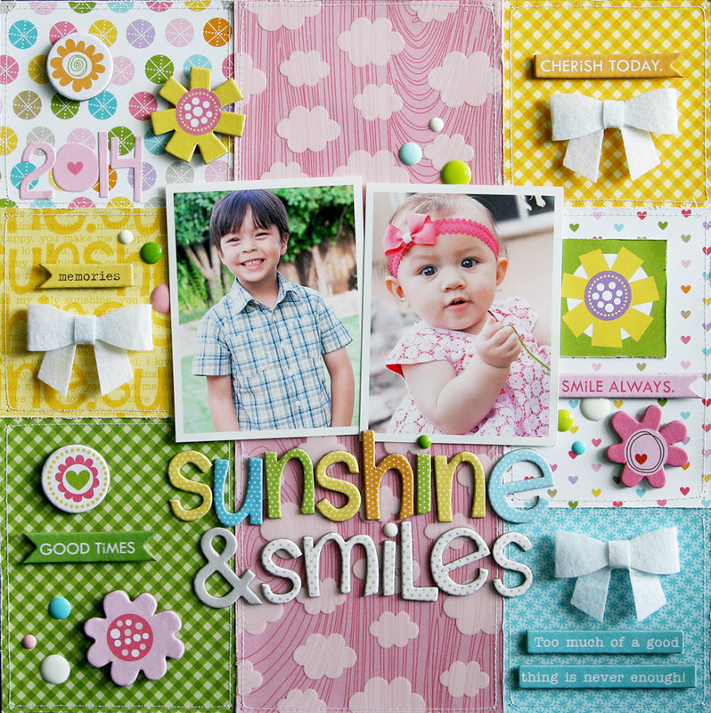 Sunshine & Smiles *Bella Blvd*
