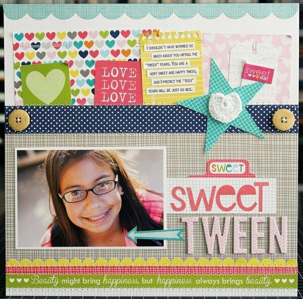 Sweet Sweet Tween *NEW BELLA BLVD*
