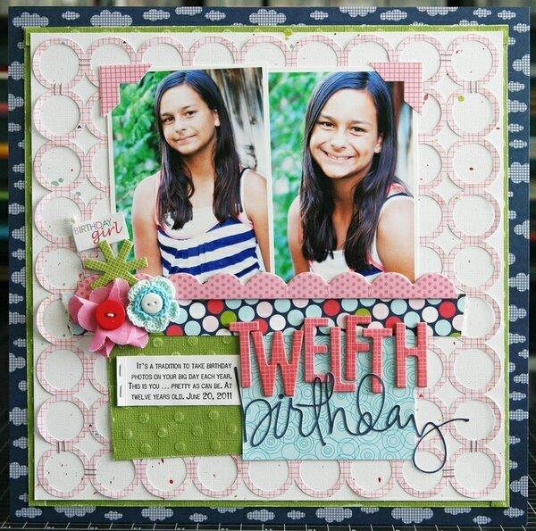 Twelfth Birthday