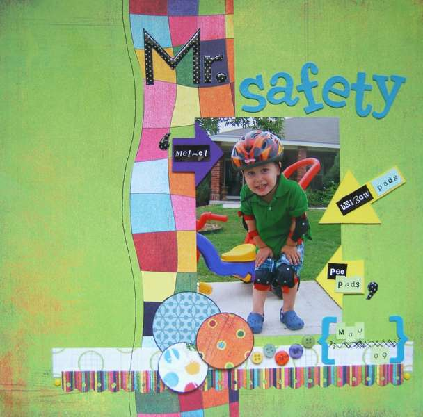 Mr. Safety