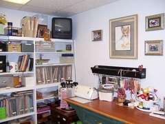 A Different Corner of NT's Scrapbook Room