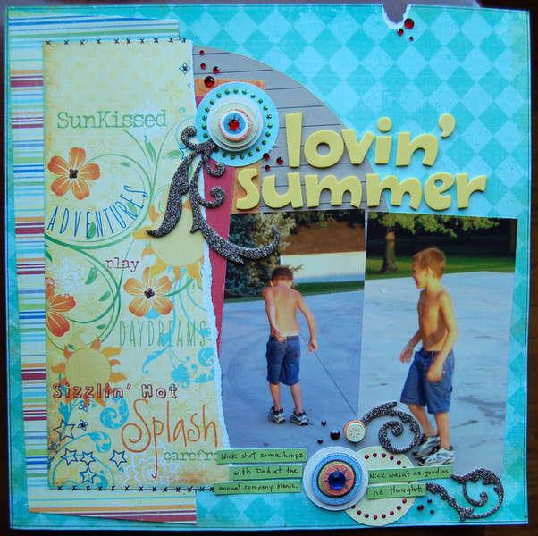 lovin' summer