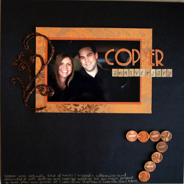 Seven Years: Copper Anniversary