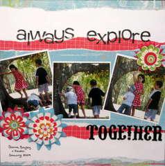 Always Explore Together