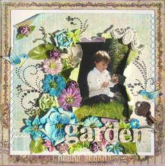 His Secret Garden